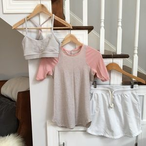 Gap Drawstring Skirt